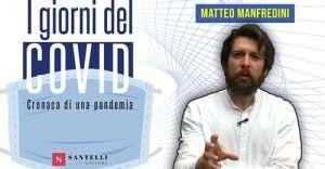 copertina del libro I giorni del Covid