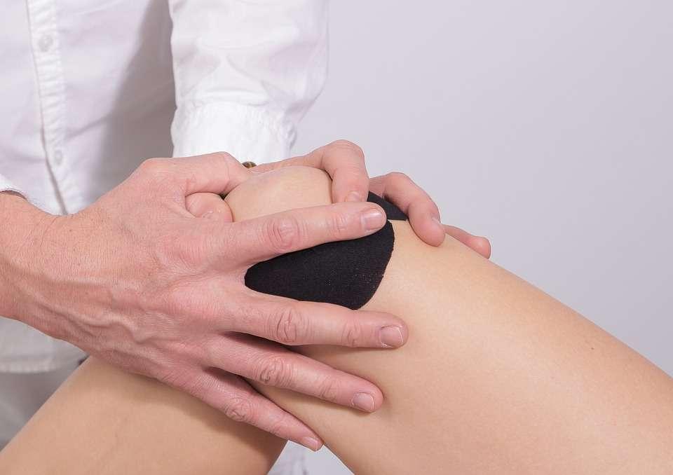 Fisioterapia manuale ginocchio