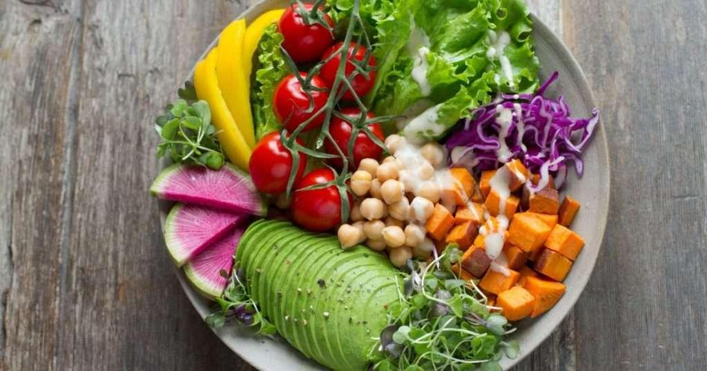 cibo e colori