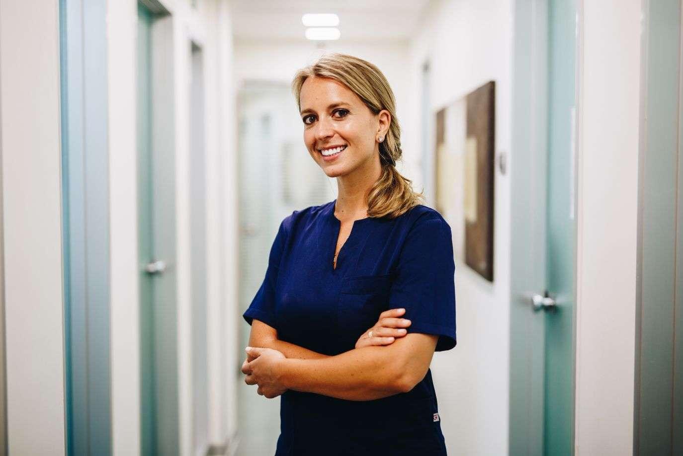 Dentista, la dottoressa Clotilde Austoni
